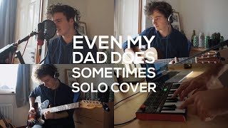 Ed Sheeran Even My Dad Does Sometimes Guitar Solo Cover || Charlie Wilson