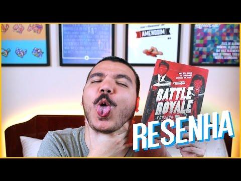 MATANDO COM UM GARFO | Resenha de Battle Royale