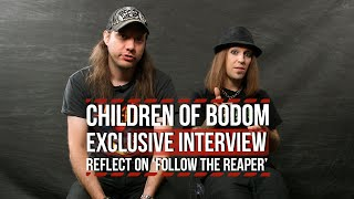 Children of Bodom Reflect on 'Follow the Reaper'