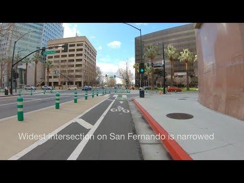 San Fernando Complete Street (Better BikewaysSJ)