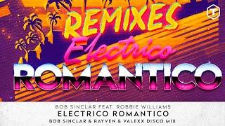 Musik-Video-Miniaturansicht zu Electrico Romantico Songtext von Bob Sinclar feat. Robbie Williams