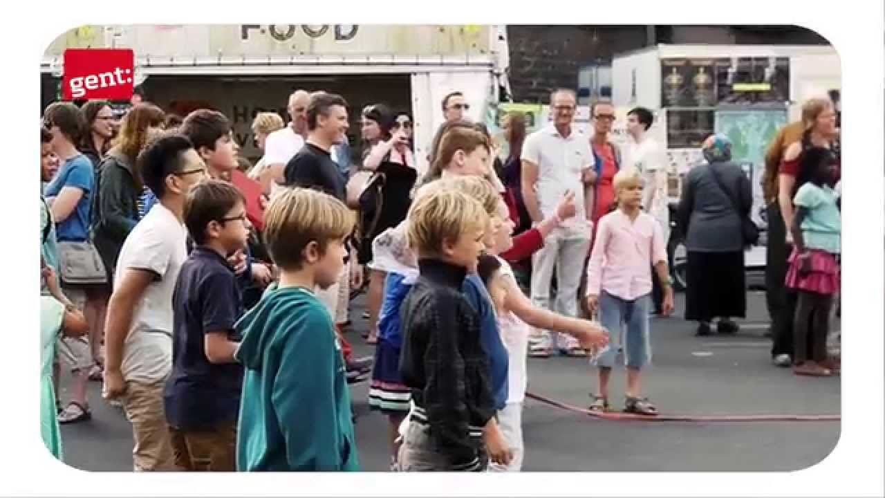 Gentse Feesten 2015: door kinderogen, Arteveldehogeschool
