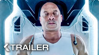 Official Bloodshot Movie Trailer 2020 | Subscribe ➤ http://abo.yt/ki | Vin Diesel Movie Trailer | Release: 21 Feb 2020 | More https://KinoCheck.com/film/53f/bloodshot-2020 After he and his wife are murdered, marine Ray Garrison is resurrected by a team of scientists. Enhanced with nanotechnology, he becomes a superhuman, biotech killing machine - Bloodshot. As Ray first trains with fellow super-soldiers, he cannot recall anything from his former life. But when his memories flood back and he remembers the man that killed both him and his wife, he breaks out of the facility to get revenge, only to discover that there's more to the conspiracy than he thought.  Bloodshot (2020) is the new action movie starring Vin Diesel, Eiza González and Jóhannes Haukur Jóhannesson.  Note | #Bloodshot #Trailer courtesy of Sony Pictures. | All Rights Reserved. | #KinoCheck®