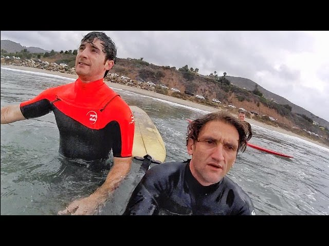 Can YouTubers Surf?