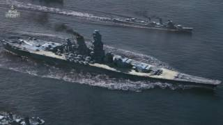World of Warships - Yamato last battle (Duty Calls) [CGI]