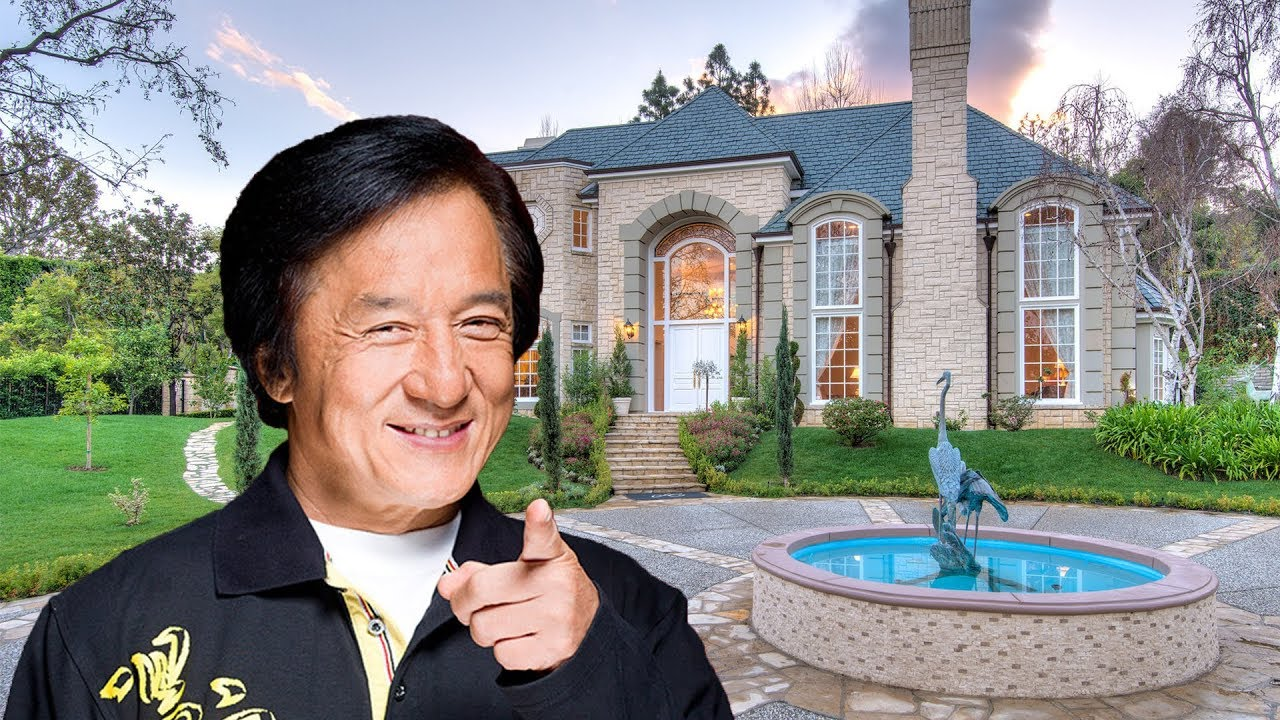 Как живет Джеки Чан и сколько зарабатывает