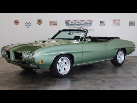 Video of '70 GTO - PRXO