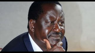 Raila Odinga's legal and political options