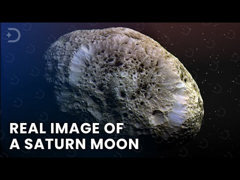 The Moons in Our Solar System Are So Enchanting!