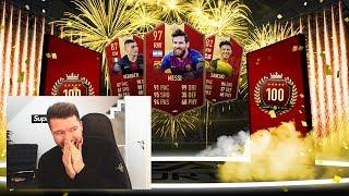 FIFA 19: TOP 100 REWARDS zu MESSI IF 🔥🔥