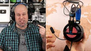 Sades Locust Plus | ein gutes Budget Gaming-Headset für ~40€?