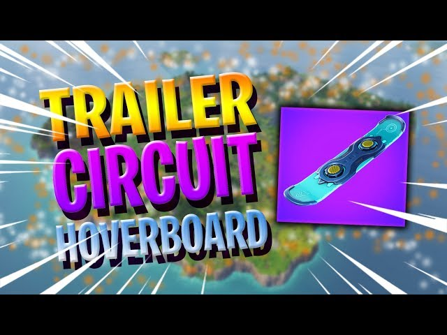 Course Hoverboard