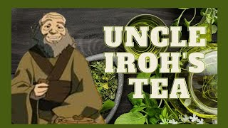 How to make Uncle Iroh's tea from Avatar the Last Airbender