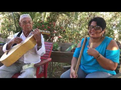 """Aos 91 anos, Basílio celebra Siriri e conta os causos da São Gonçalo Beira Rio - <font color=""""red"""">veja</font>"""