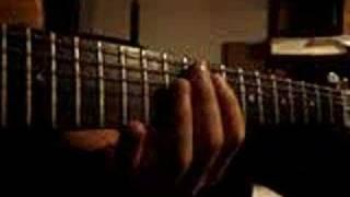 ZoeGirl - Beautiful Name - Intro/Verse - Guitar #2