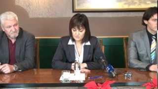 Podpis izvajalskih pogodb sistema C