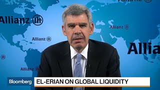El-Erian on Emerging Markets, Global Central Bank Policy