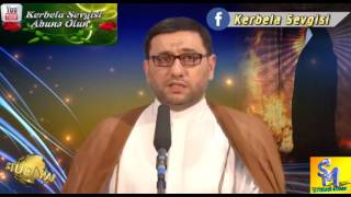 Haci Sahin Allah mehebbeti ve Dunya Mehebbeti 2o17