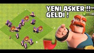 YENİ ASKER EFSANE 3 YILDIZLI SALDIRILAR !! | Clash Of Clans