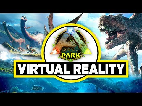 ARK Park VR - DINOSAURS IN VIRTUAL REALITY, DEFEND THE JURASSIC WORLD / PARK (Gameplay / Let's Play)