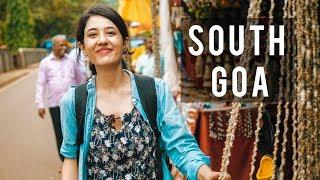 South Goa Beyond Beaches | South Goa Vlog | Tanya Khanijow