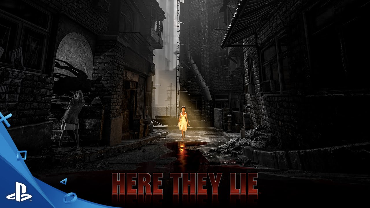Here They Lie Announced: A Surreal Horror Experience for PS VR & PS4