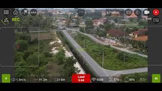 Testing fly App TELLO FPV