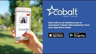 Cobalt Credit Union – Video Banking