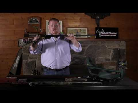 Traditions Firearms - How to Reassemble Your Traditions Break Action Muzzleloader
