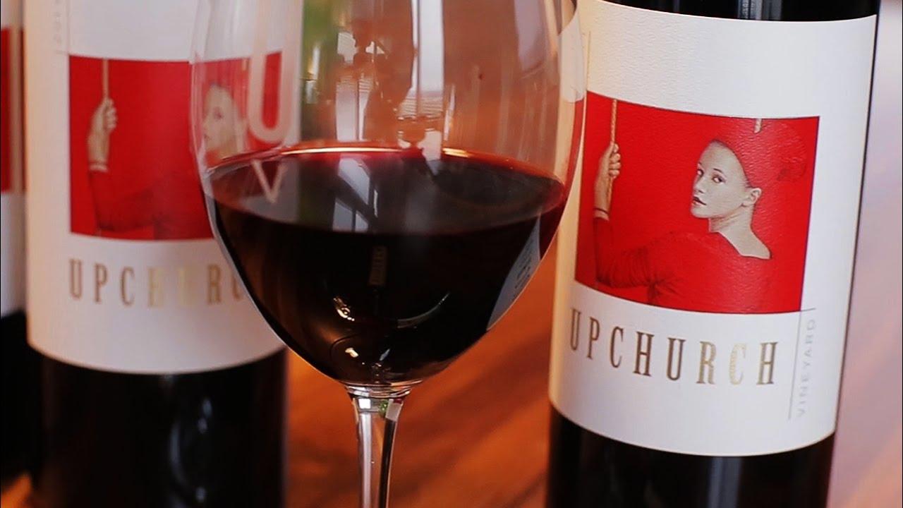 Winemaker Chris Upchurch