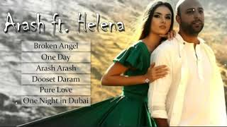 Arash ft. helena Love Songs Audio| Broken Angel | Pure Love | One Night in Dubai | Arash | Helena