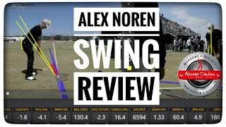 Alex Noren   Swing Review