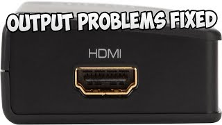 How to Fix HDMI Output Problems in Windows