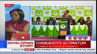 CHEBUKATI'S ULTIMATUM: Analysis of Chebukati's statement