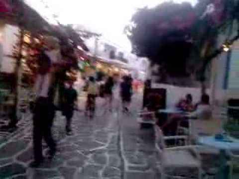 0 Antiparos Main Street