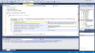 130 ASP .NET MVC - Create Action Listner for Ajax Call in ASP NET MVC