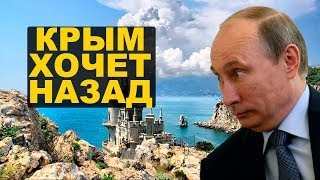 Крымчане поняли, куда они попали