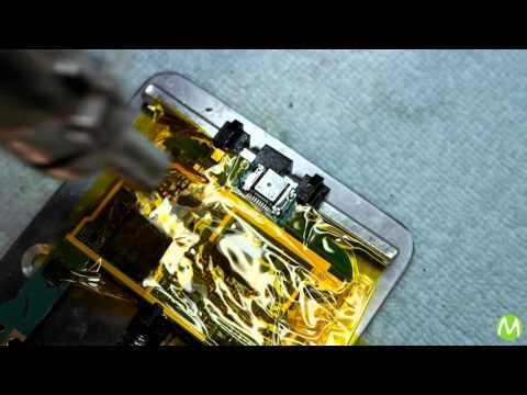 Samsung Galaxy S3 USB Connector Reparatur