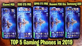 Top 5 Gaming Smartphones this 2019 php15k-php25k