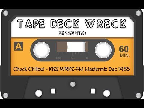 Chuck Chillout – KISS WRKS-FM Mastermix Dec 1985