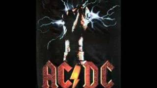 ac/dc - this means war