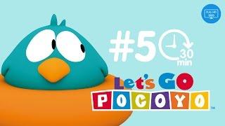 Let's Go Pocoyo! 30 minutos: Episodio 5