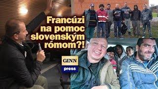 Lož a pravda: Francúzi idú pomáhať slovenským rómom?! Nežiadúca otázka #10.26