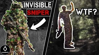 Scaring the $&*% out of Players in a Ghillie SUIT! (Close Range)