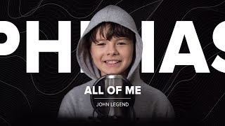 All Of Me   John Legend | Cover By Philias