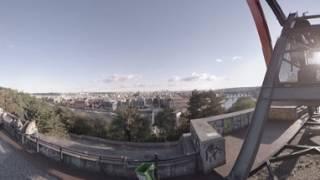 360 video: Metronome, Prague, Czech Republic