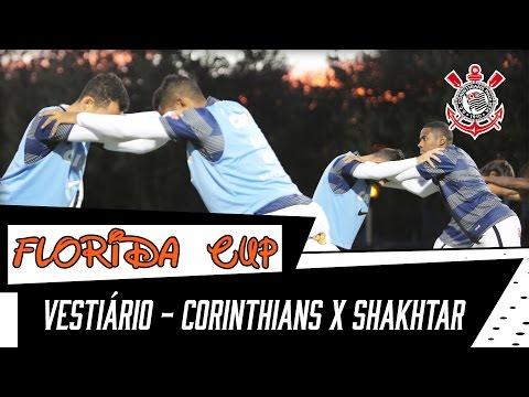Florida Cup | Vestiário - Corinthians X Shakhtar