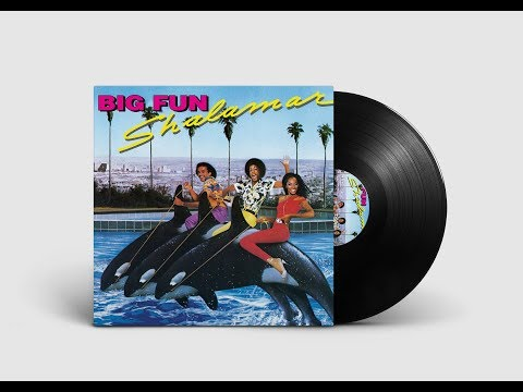 Shalamar - Right In The Socket (Remix)