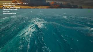 Ocean Shader WIP Preview (UE4) - Most Popular Videos