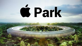Apple Park: The new $5 billion headquarters